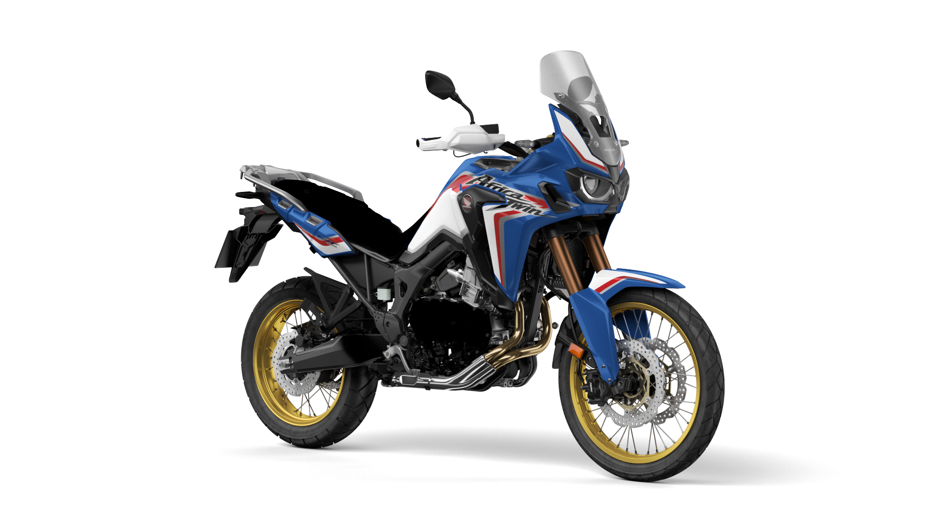 Africa Twin Specifications, Details & Pricing | Honda UK
