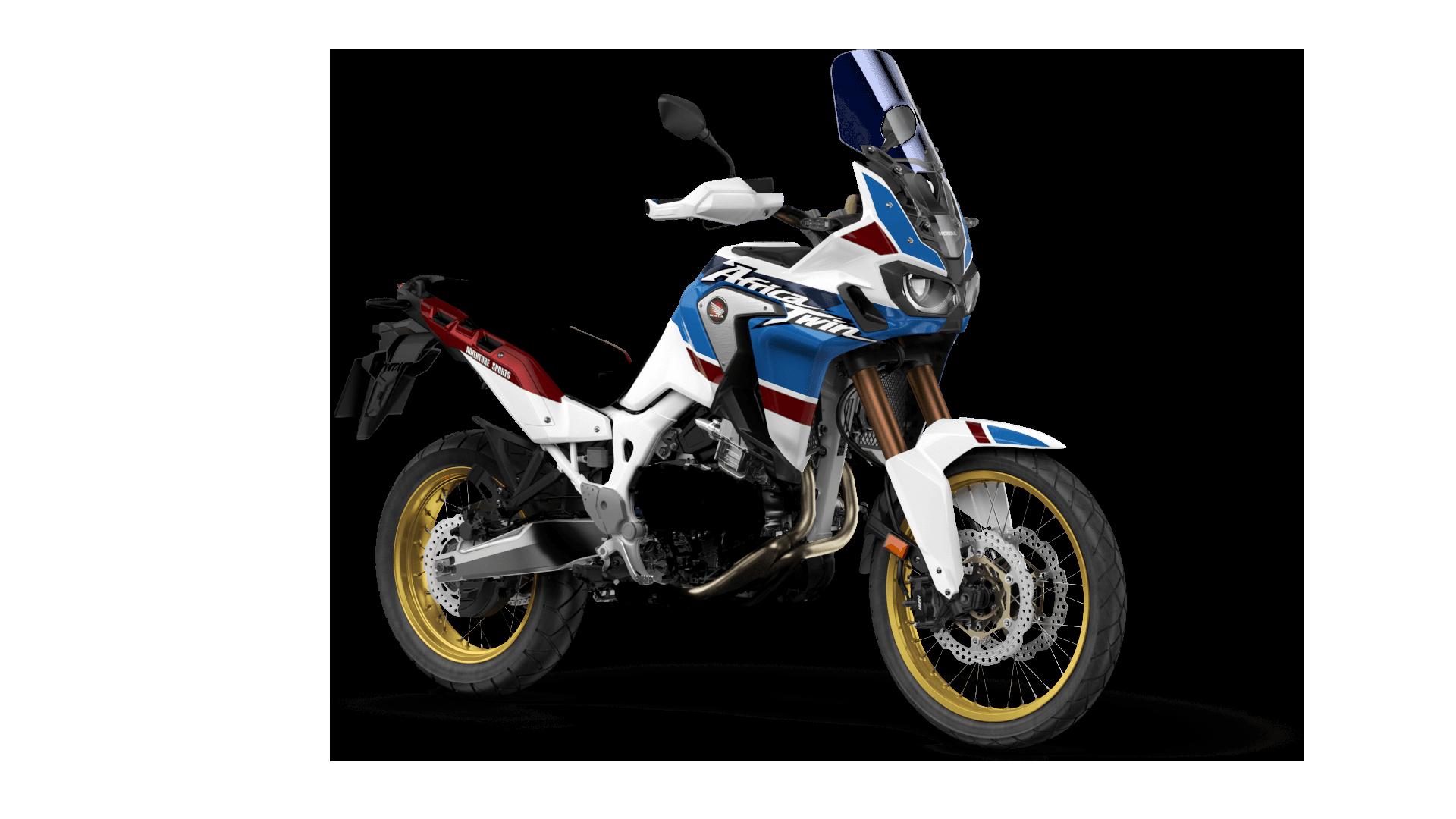 Configurador De Motos Honda Crf1000l Africa Twin Adventure
